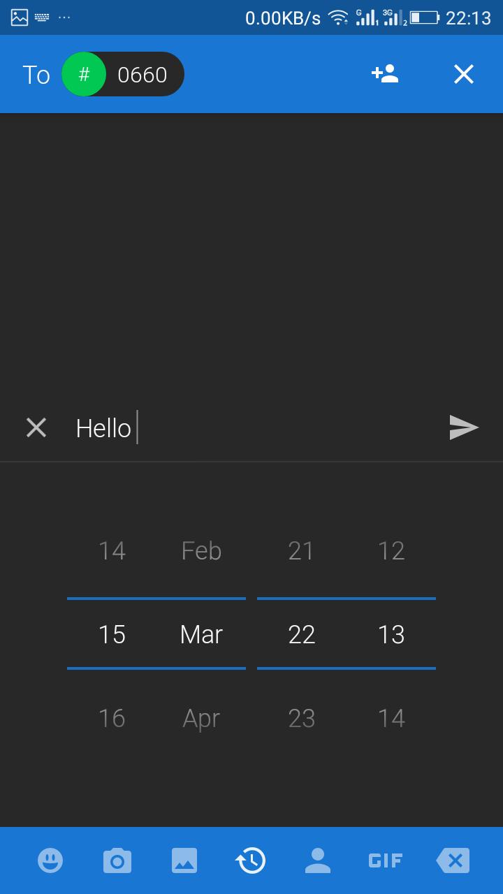 Establecer la fecha y la hora