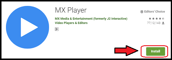 descargar mx player windows