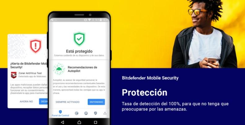 bitdefender mejor antivirus android