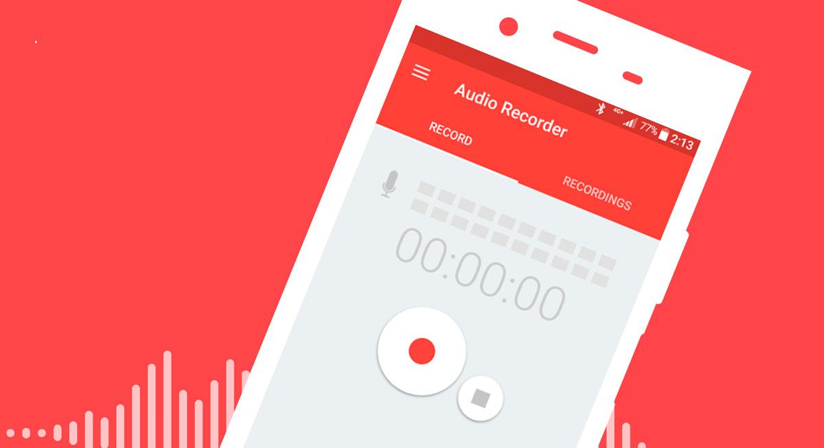 grabar voz en android