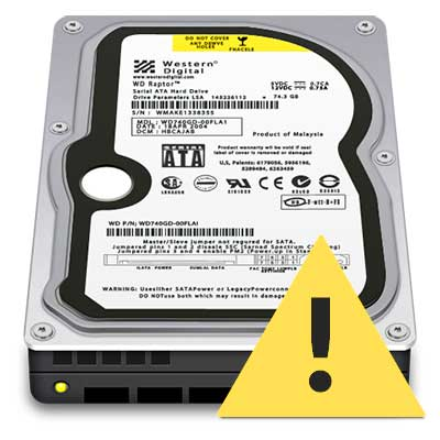 memoria del disco duro está llena en PC muy lento