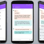 programar mensajes de texto Whatsapp en Android
