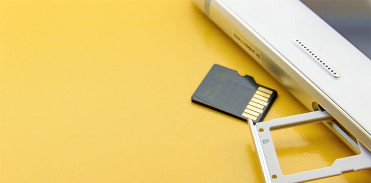 mover aplicaciones a la tarjeta SD en Android
