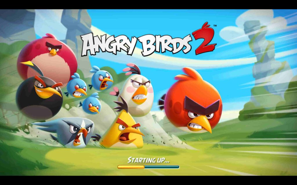 Juego de Angry Birds para Windows