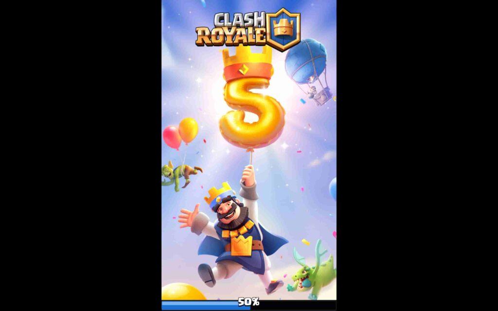 Juego de Clash Royale para Windows