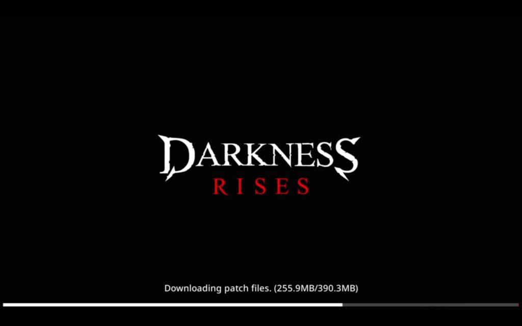 Juego de Windows Darkness Rises