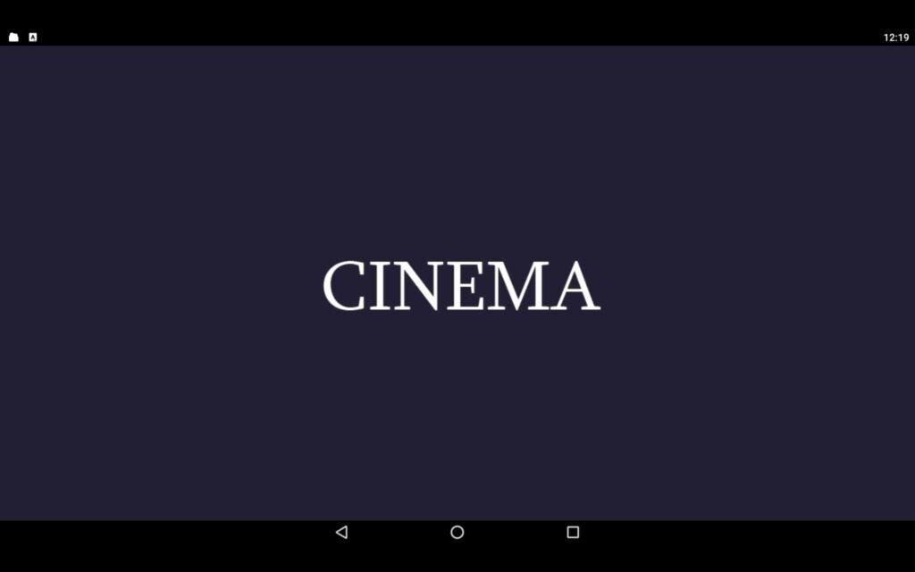 Descarga Cinema HD para PC