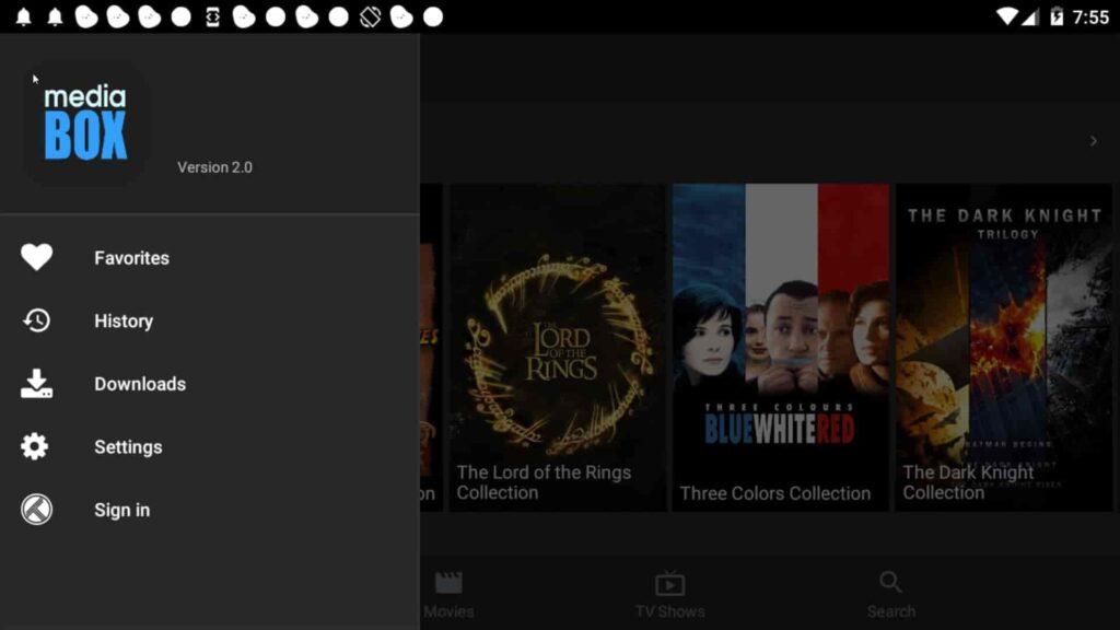 Descarga MediaBox HD para PC
