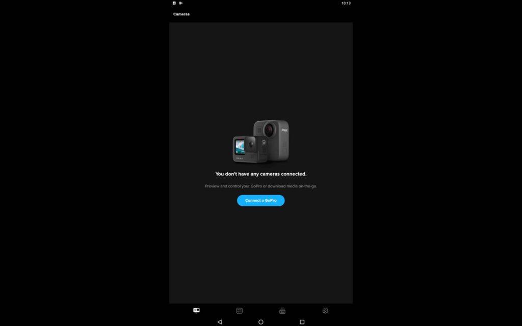 Descarga de la aplicación GoPro para PC