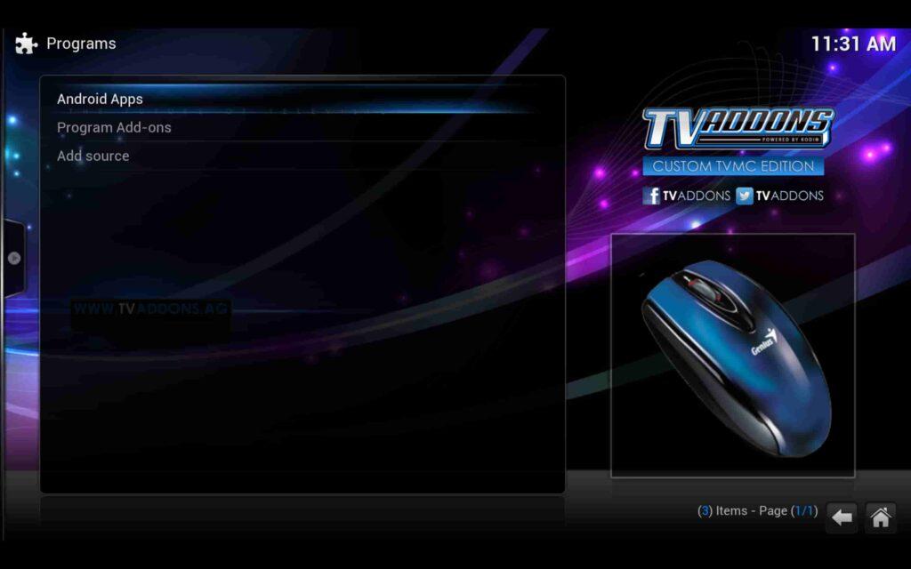 Instalar TVMC en PC