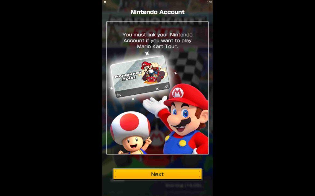 Juego de Windows Mario Kart Tour