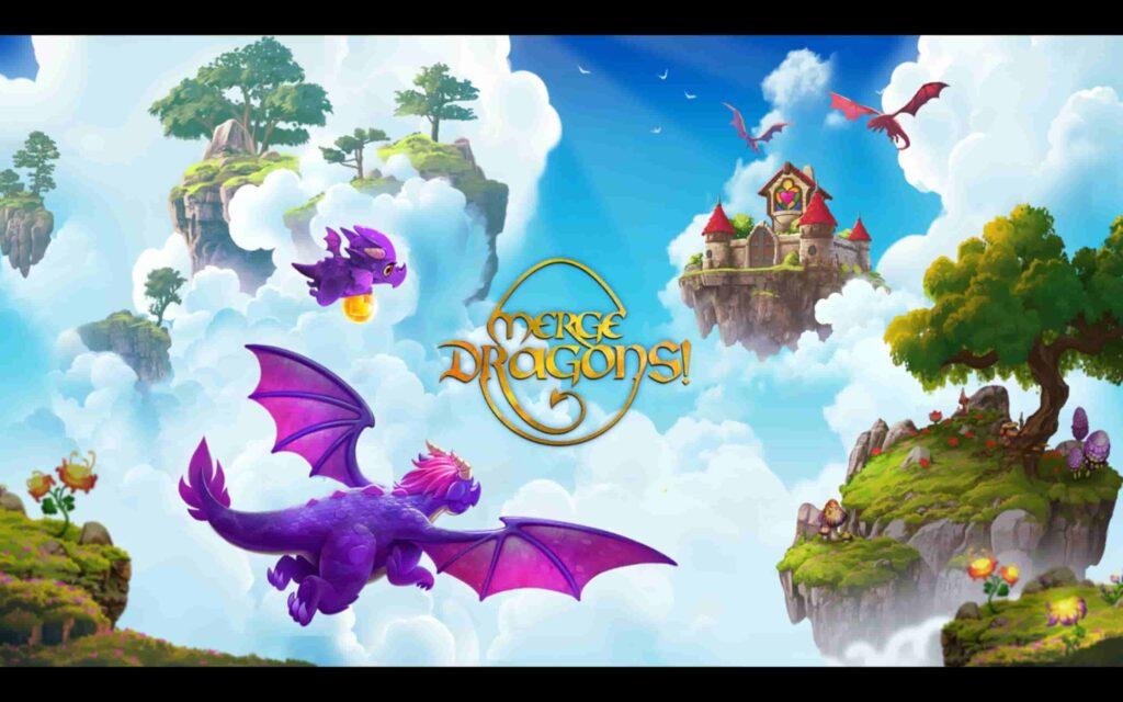 Fusionar dragones juego de Windows