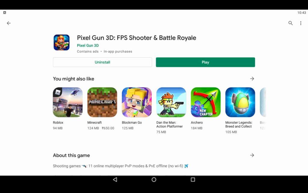 Juego de disparos multijugador en primera persona abierto