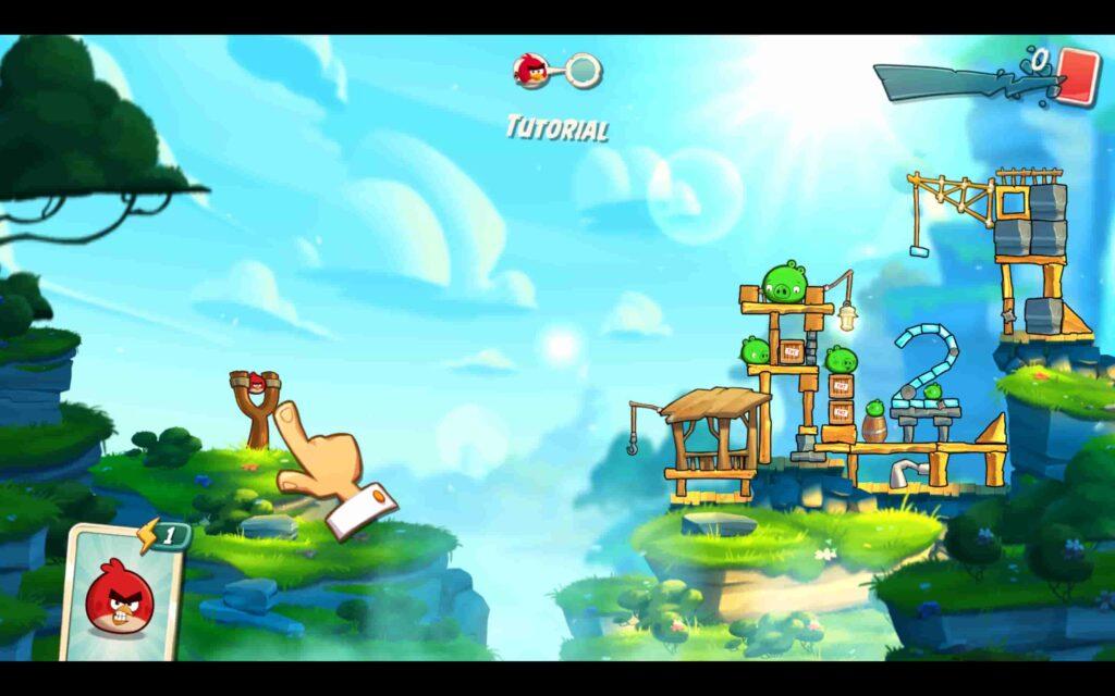 Juega Angry Birds en PC