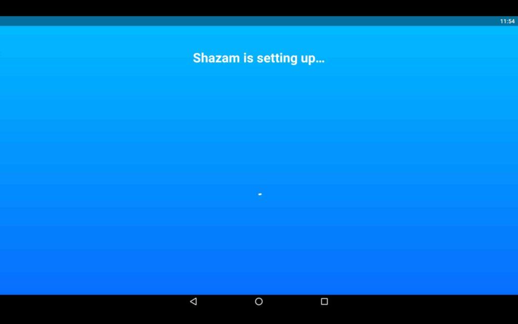 Aplicación de Windows Shazam