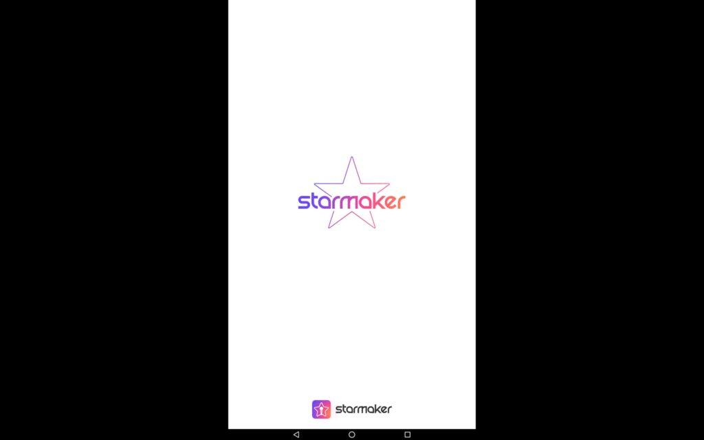 Aplicación de Windows StarMaker