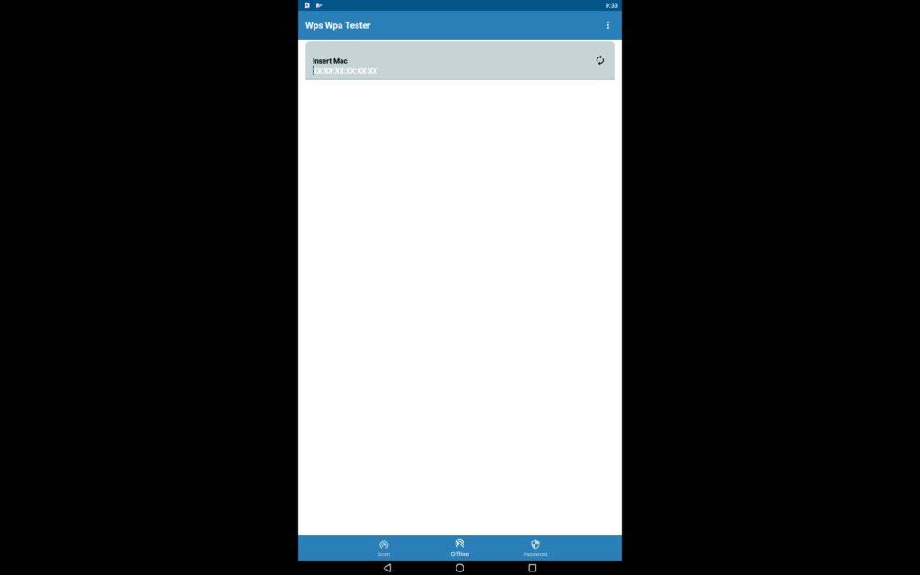 Utilice el probador WPS WPA en el PC