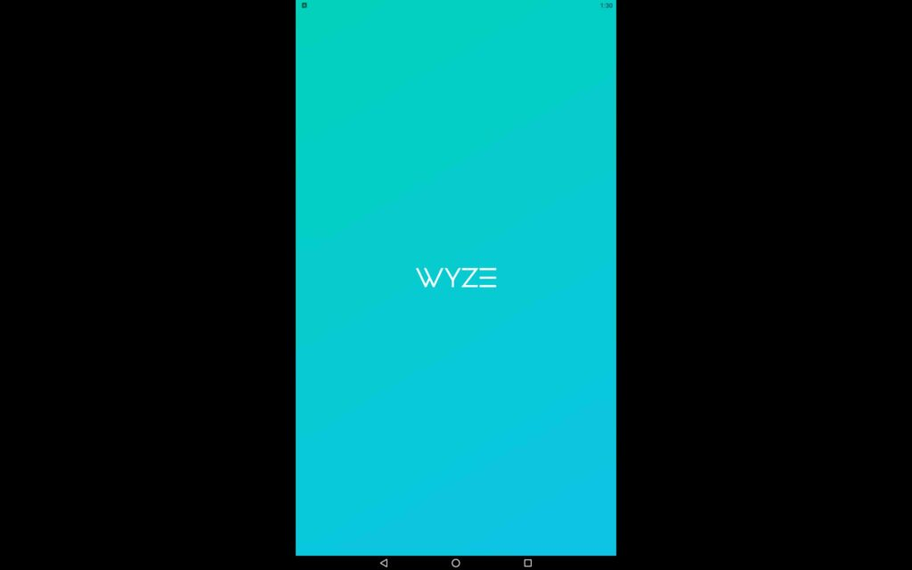Aplicación Wyze para Windows