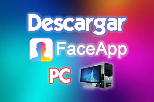 faceapp para pc