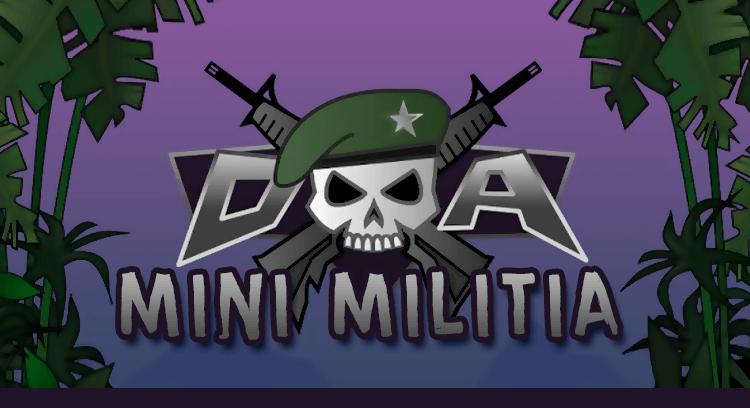 mini militia pc