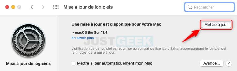 Actualizando tu MacBook en macOS