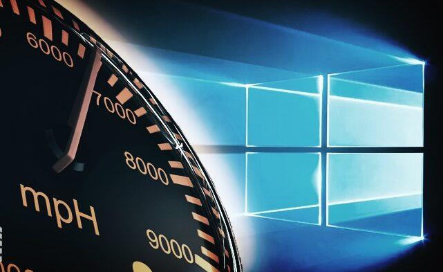 optimizar windows 10 al maximo