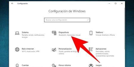 como activar bluetooth windows 10