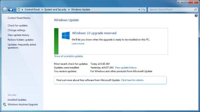 actualizar windows 8 a windows 10