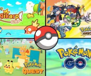 Los mejores juegos Pokémon para Android y sus alternativas